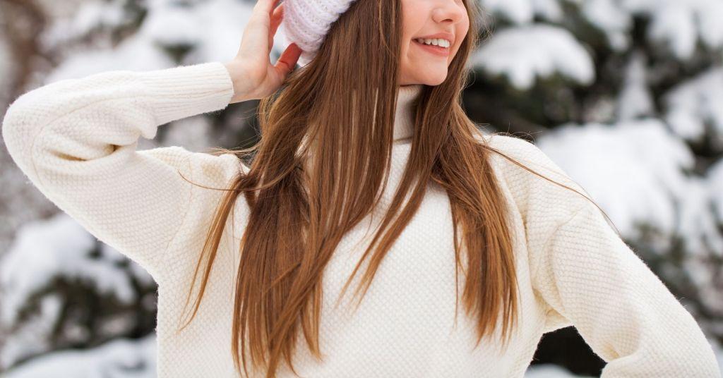 Ako sa starať o vlasy v zime