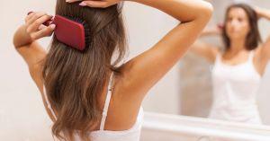 Ako na poškodené vlasy