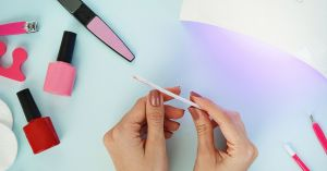 Ako modelovať nechty